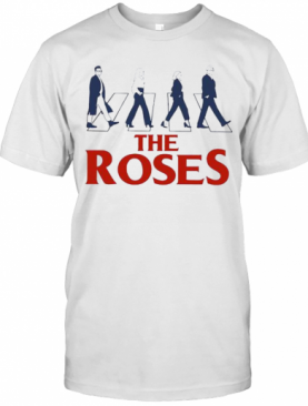 The Roses Abbey Road shirt T-Shirt