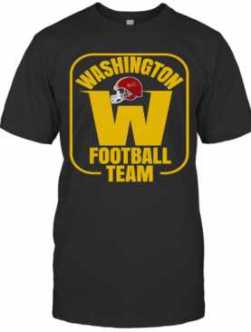 Washington Football DC Sports Team T-Shirt