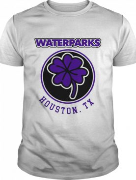 Waterparks Houston tx shirt