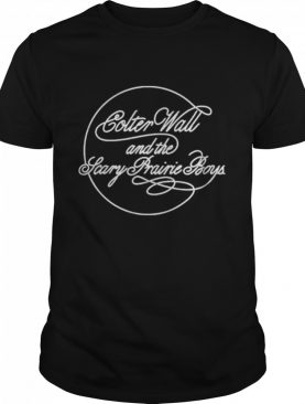 colter wall merch colter wall and the scary prairie boys roper shirt