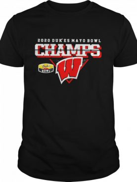 2020 Dukes mayo bowl champs shirt