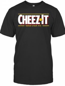 Cheez It Baked Snack Mix T-Shirt
