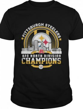 Pittsburgh Steelers 2020 Nfc South Division Champion shirt
