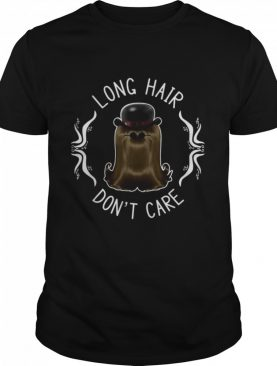 The Addams Family Cousin It Long Hair Dont Care shirt