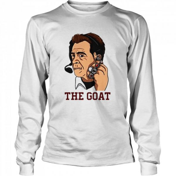The Goat 2021  Long Sleeved T-shirt