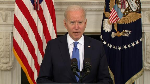 Biden says the GOP going through a 'mini revolution' as party moves to oust Liz Cheney