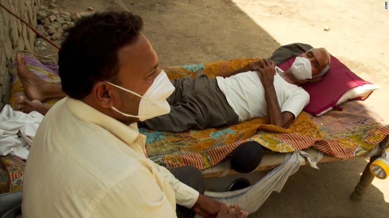 India's second wave is ravaging villages without hospitals or even doctors to fight it